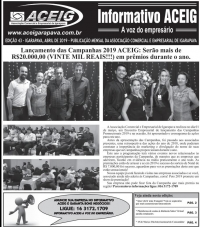 Informativo Abril 2019