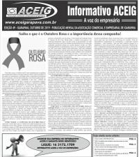 Informativo Outubro 2019